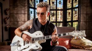 Billy Duffy Gretsch